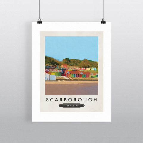 Scarborough, Yorkshire 11x14 Print