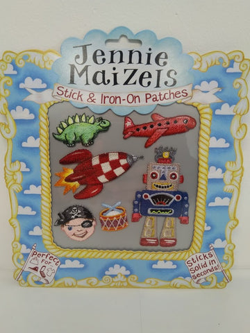 Jennie Maizels Fabric Patches: Set 1