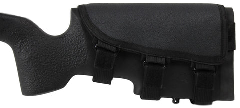 black stockpack cheek pad