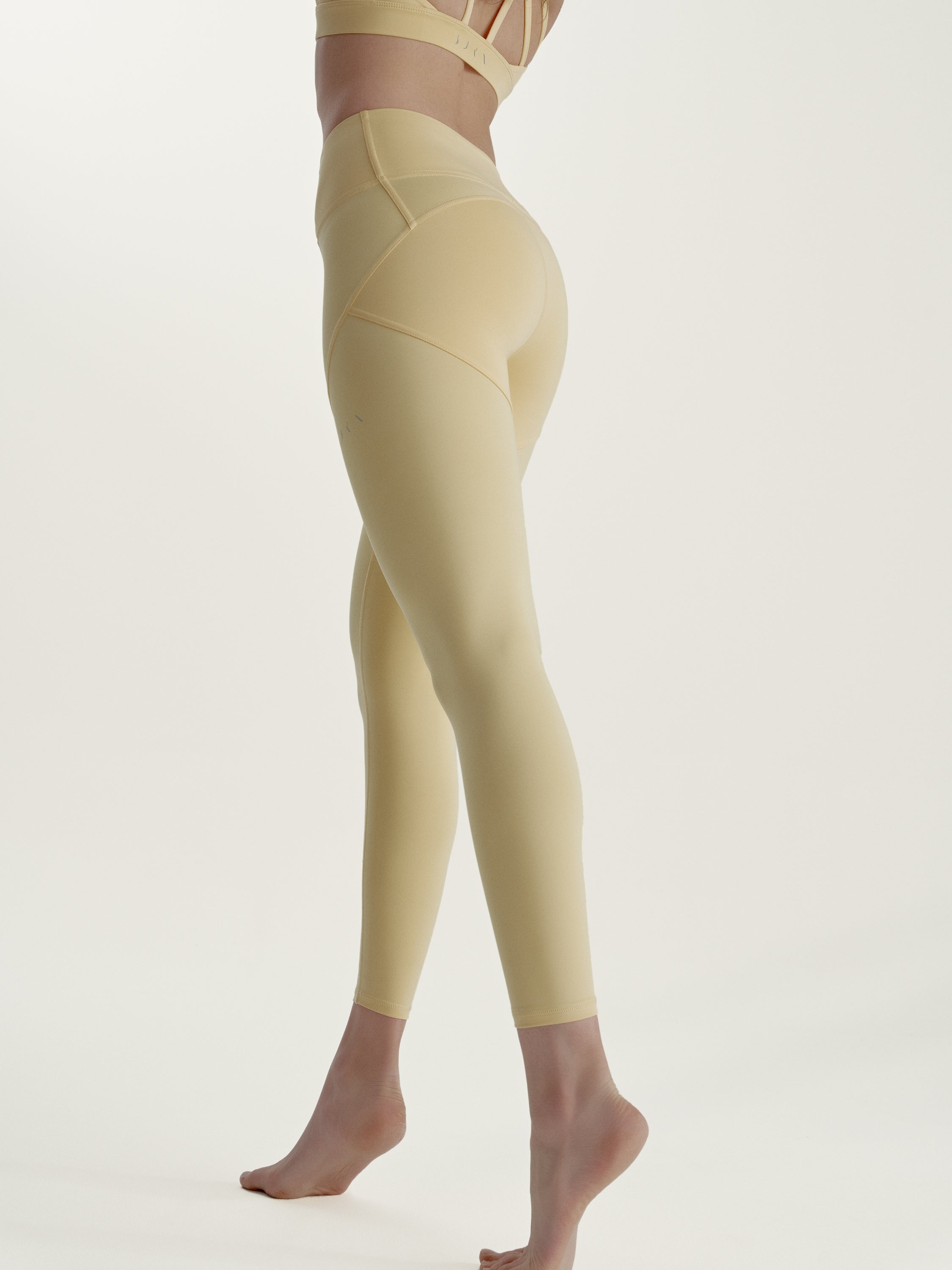 Legging Indi Yellow Sorbet
