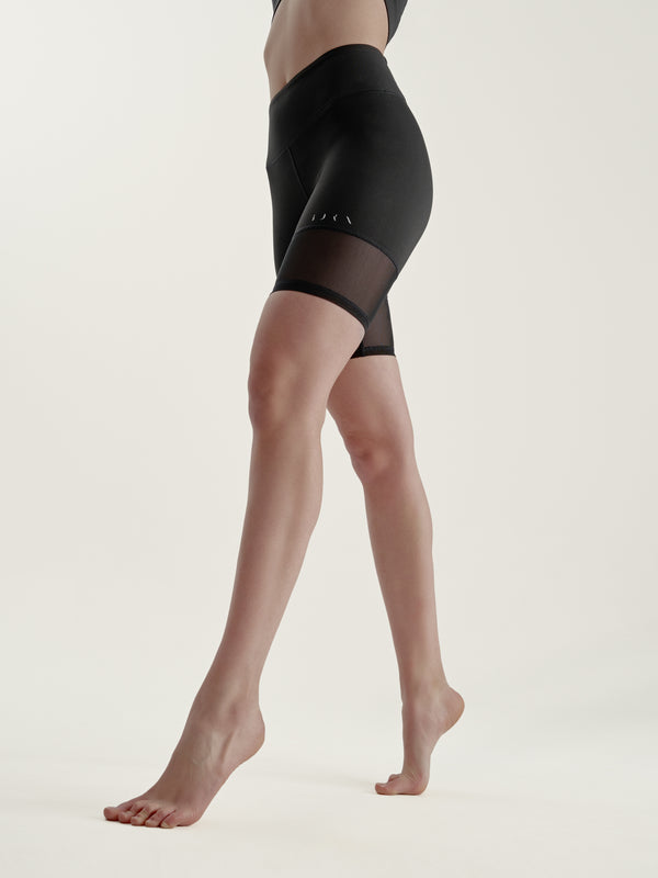 Short Gauri Black