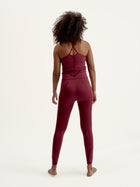 Top Vinyasa Dark Berry