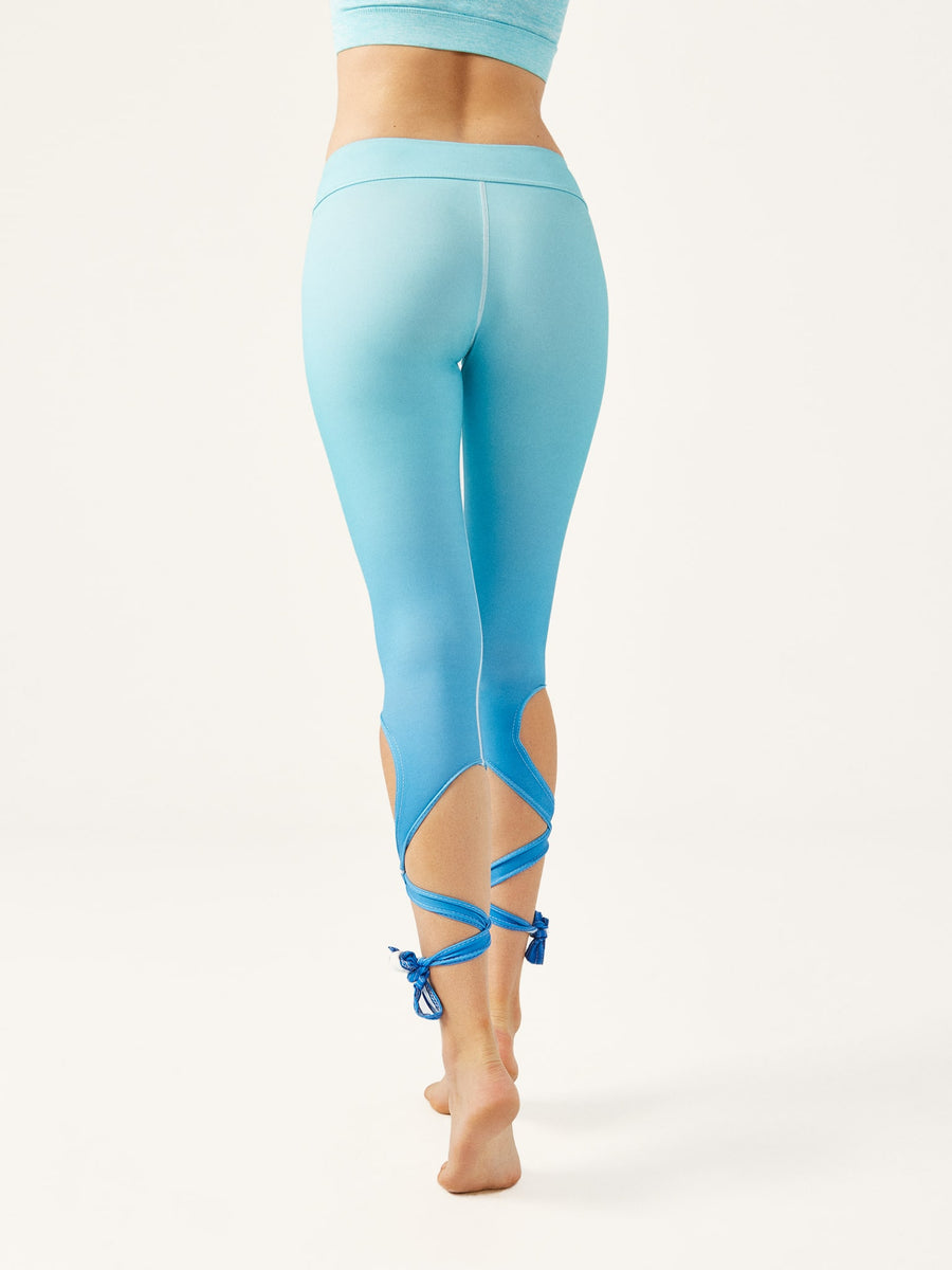 Legging Rainbow Aquamarine