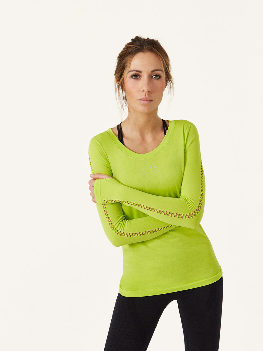 Camiseta PERFORMANCE lime