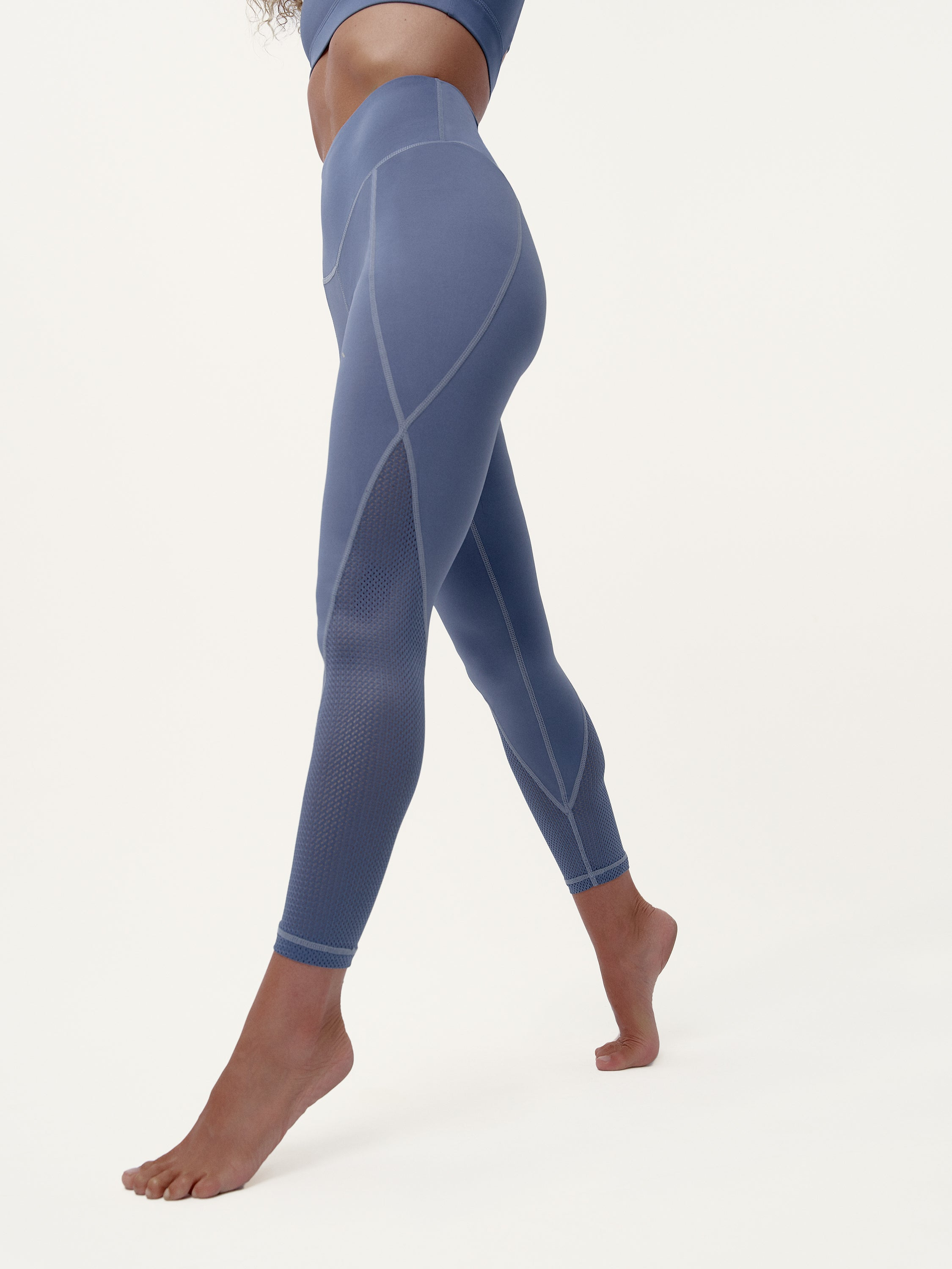 Legging Electra Medium Grey