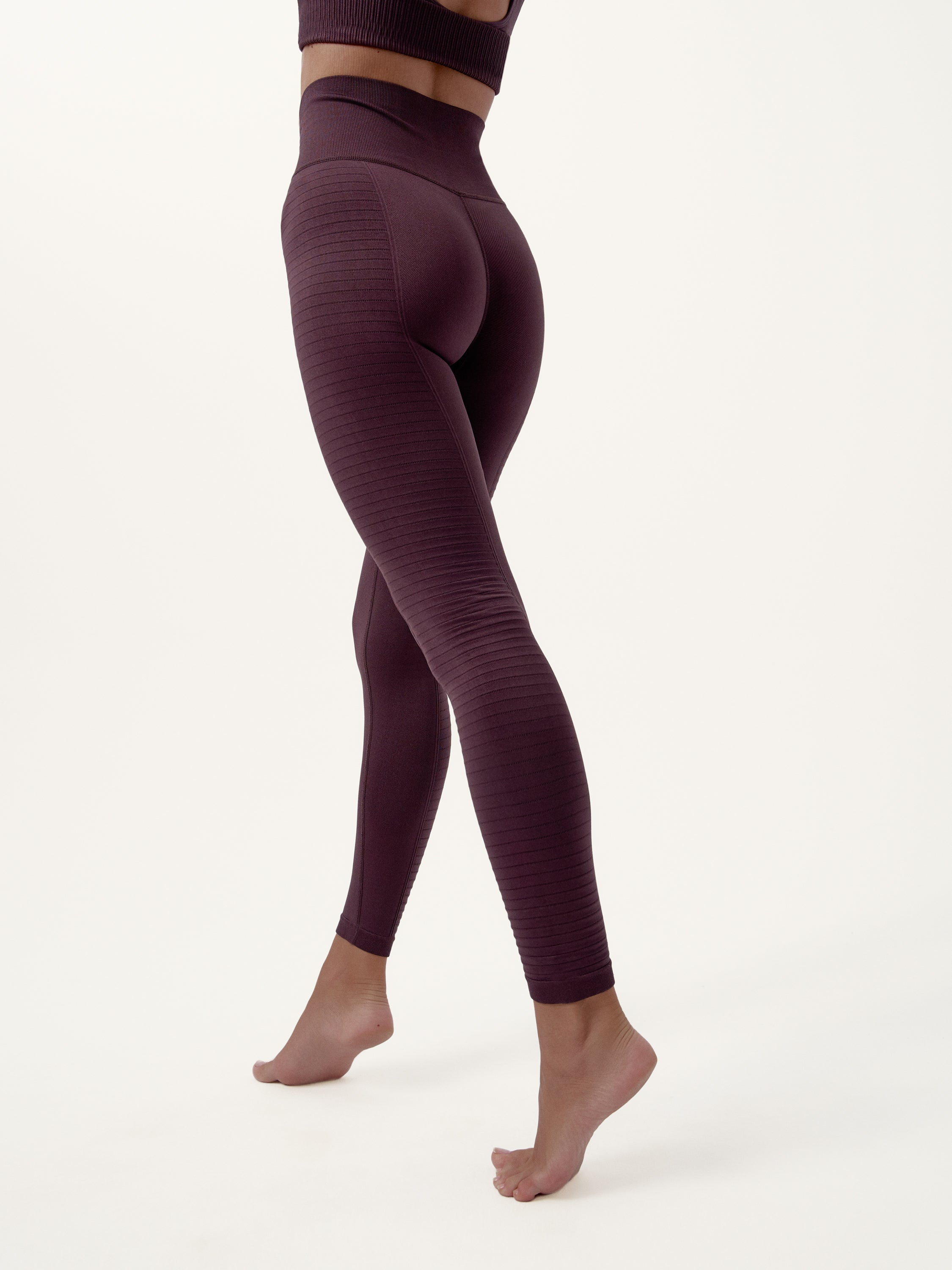 Legging Jade Coffee