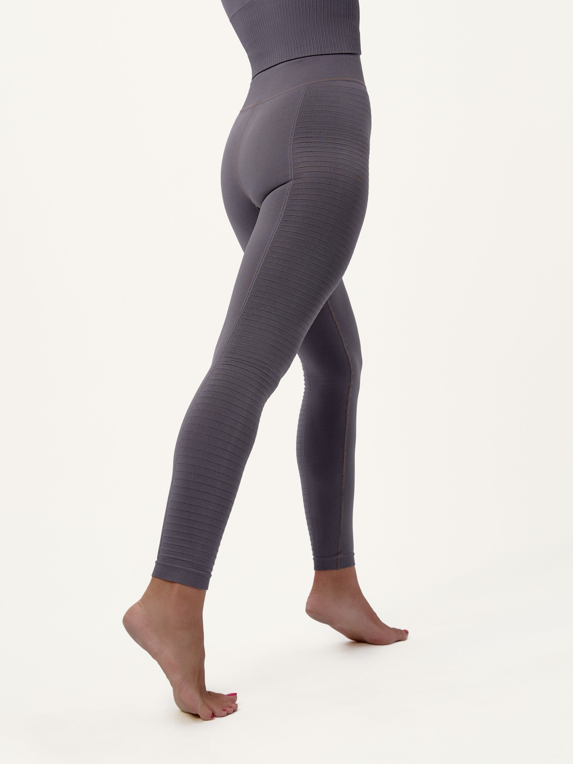 Legging Jade Plum