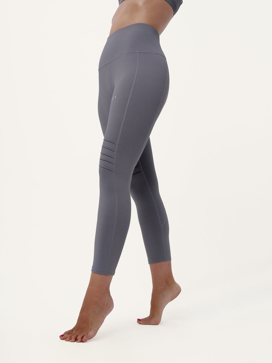 Legging Cross Grey Dolphin