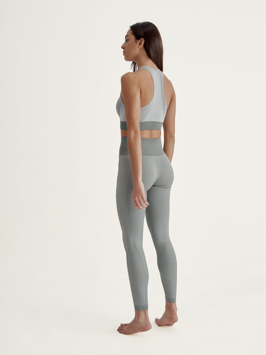 Legging Shala Tea/White