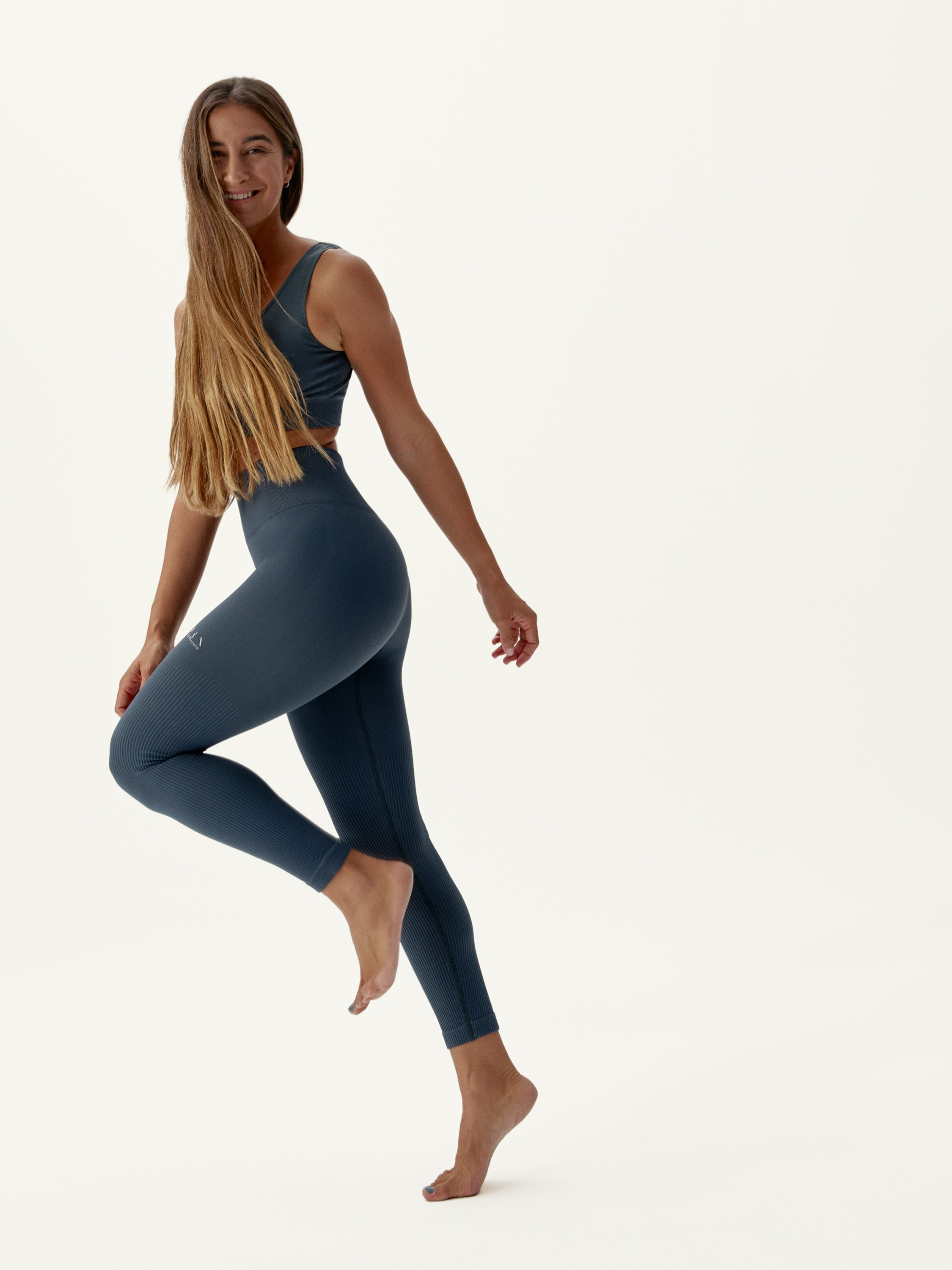 Legging Feel Darker Blue