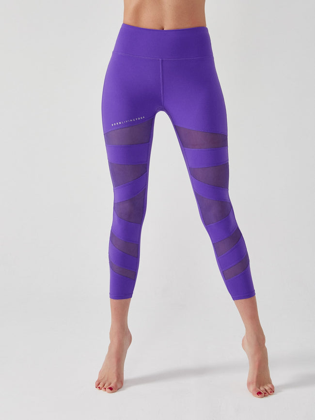 - NEW - Legging Indira Purple