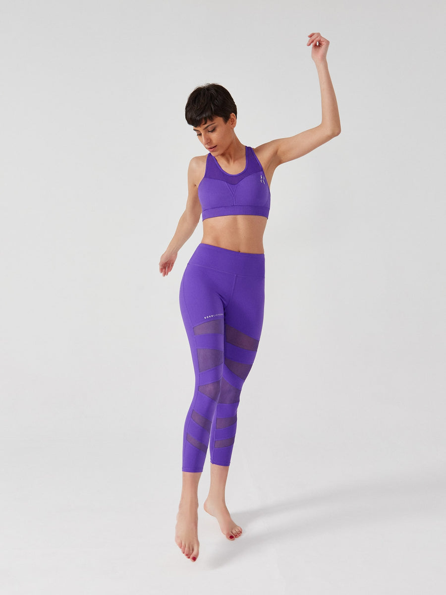 Legging Indira Purple