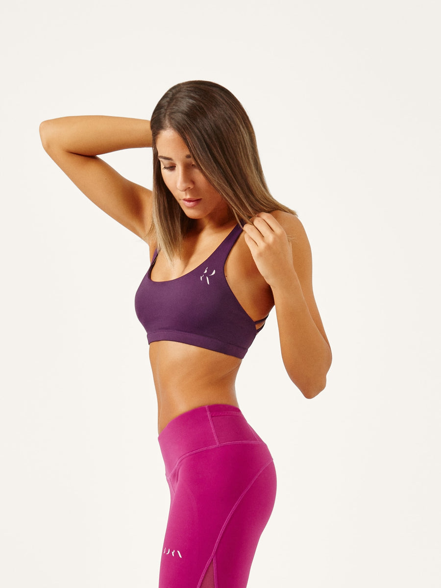 Top Cross Purple