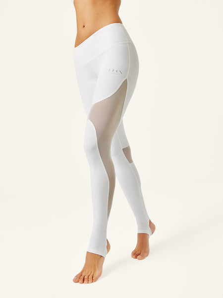 Legging Namaste White