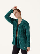 Jacket Cozy Green