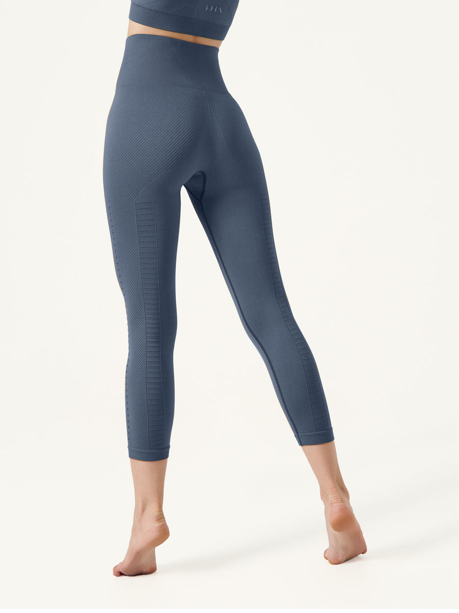 Legging Garudha Capri Medium Grey