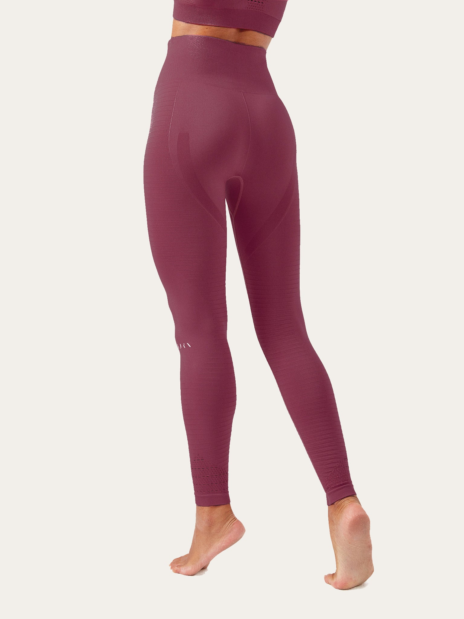 Legging Hatha Berry