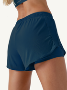 Short Padma Midnight Blue