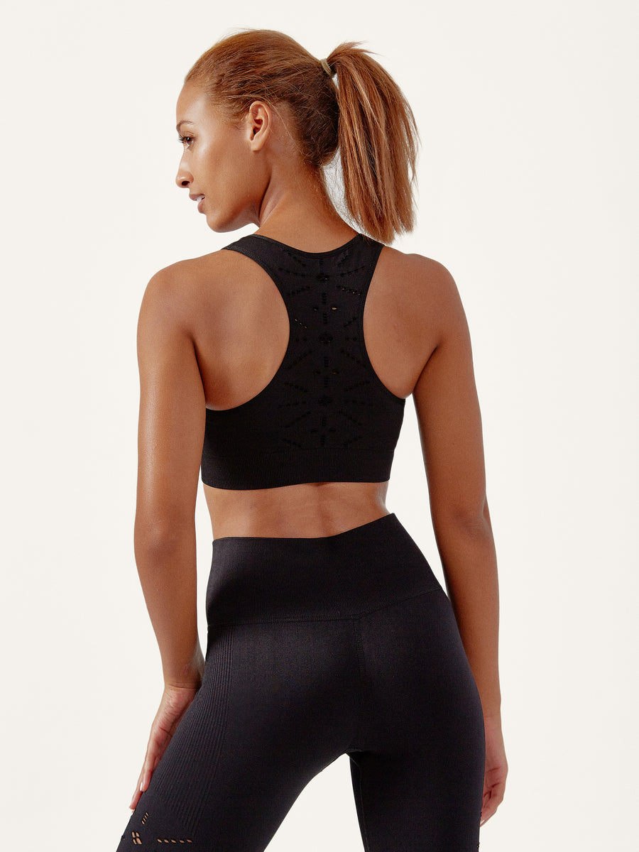 Top Prana Black