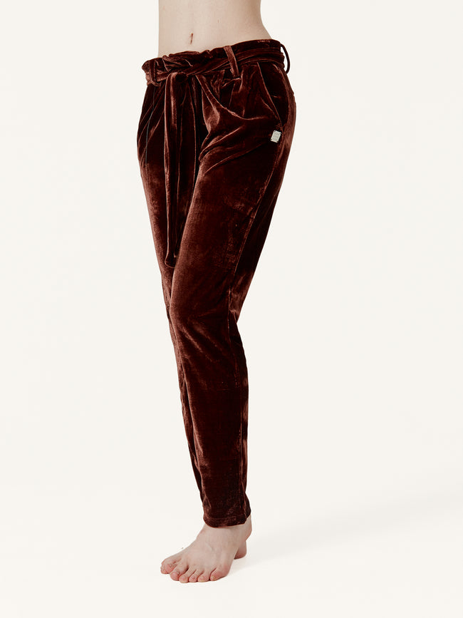 Smooth Jogger Brown