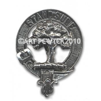 Anderson Clan Crest Lapel/Tie Pin | Scottish Shop