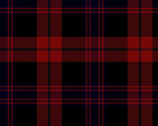 Brown Modern Tartan Bonspiel Tam | Scottish Shop