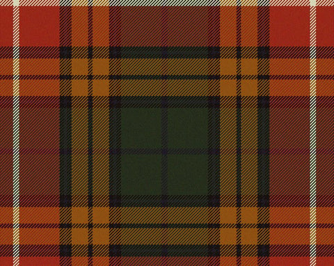 Buchanan Ancient Lambswool Scarf | Scottish Shop