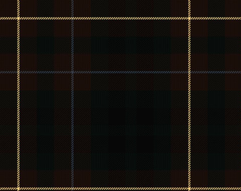 Buchanan Hunting Modern Men's 4yd Kilt | Scottish Shop