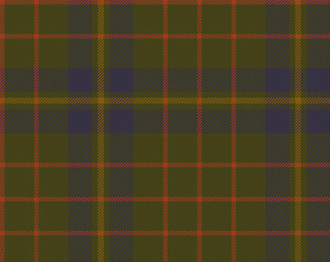 Cameron of Locheil Hunting Ancient Men's 4yd Kilt | Scottish Shop