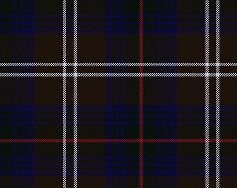 Chisholm Hunting Modern Men's 4yd Kilt | Scottish Shop