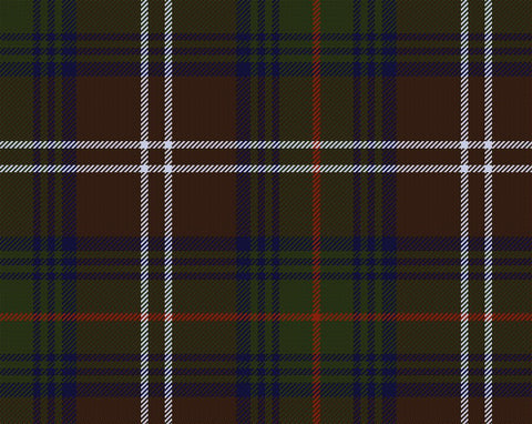 Chisholm Hunting Ancient Men's 4yd Kilt | Scottish Shop
