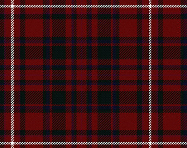 MacKinnon Red Modern Men's 4yd Kilt | Scottish Shop