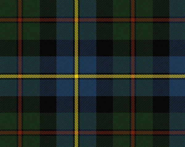 MacLeod of Harris Ancient Men's 4yd Kilt | Scottish Shop