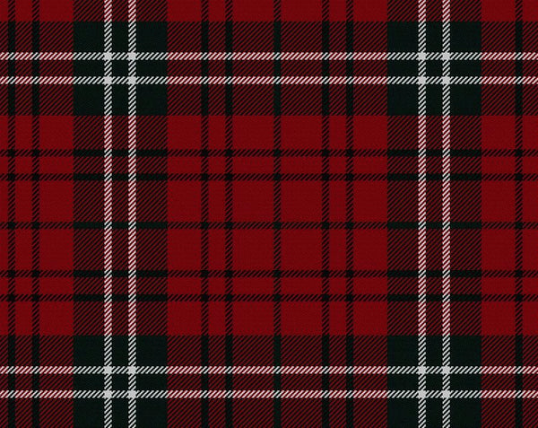 Morrison Red Modern Men's 4yd Kilt | Scottish Shop