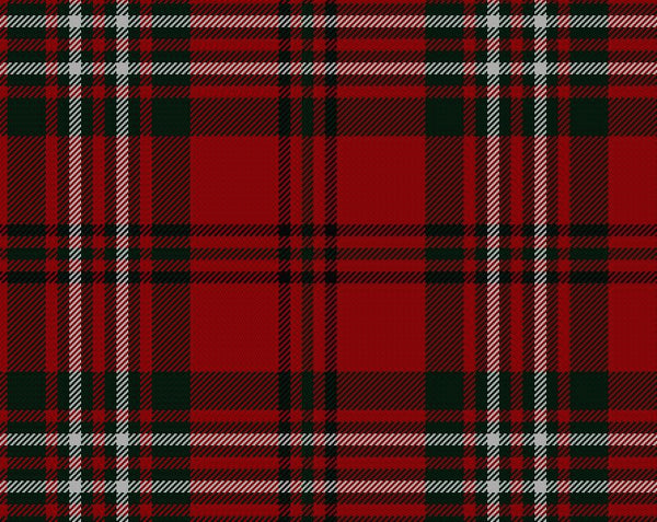 Scott Red Modern Men's 4yd Kilt | Scottish Shop