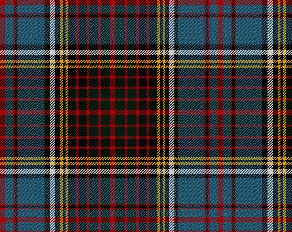 Anderson Modern Men's 8yd Kilt | Scottish Shop