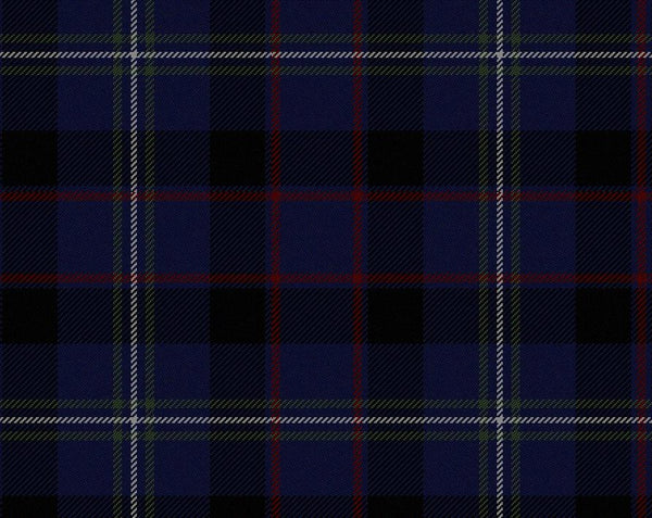 Fitzgerald Blue Men's 8yd Kilt | Scottish Shop
