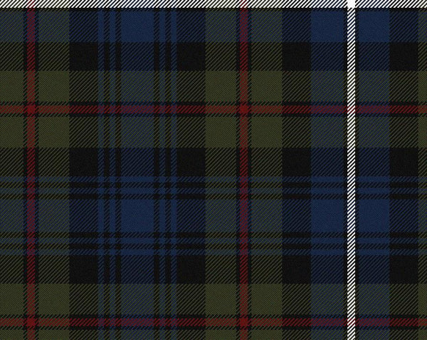 Robertson Hunting Muted Men's 8yd Kilt | Scottish Shop
