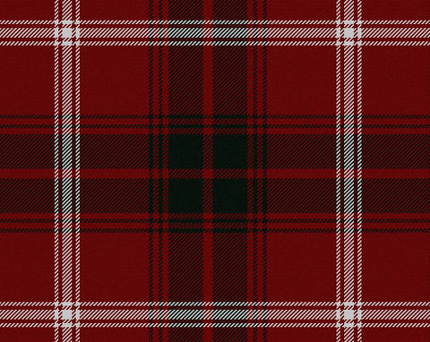 Rothsey Red Modern Men's 8yd Kilt | Scottish Shop