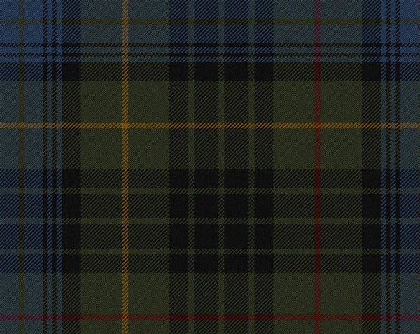 Stewart Hunting Muted Men's 8yd Kilt | Scottish Shop