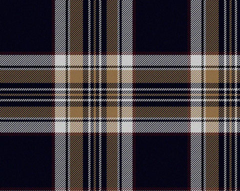 Stewart Navy Modern Men's 8yd Kilt | Scottish Shop