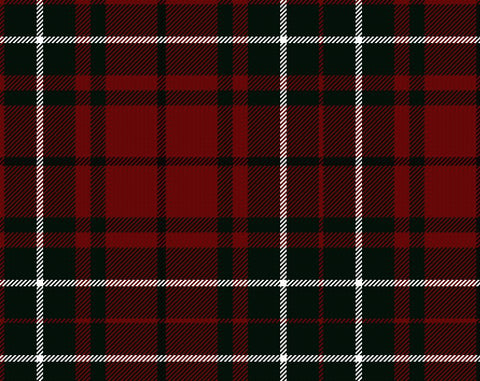 Cumin Red Modern Ladies Semi-Kilt | Scottish Shop