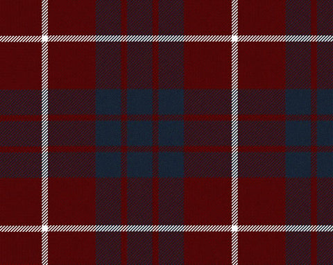 Hamilton Red Modern Hostess Kilt | Scottish Shop