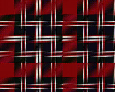 MacFarlane Red Modern Hostess Kilt | Scottish Shop