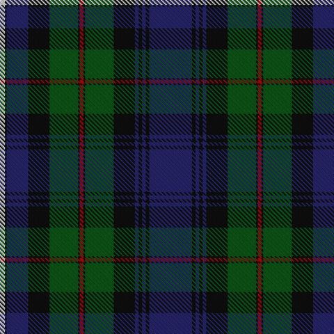 Robertson Hunting Modern Hostess Kilt | Scottish Shop