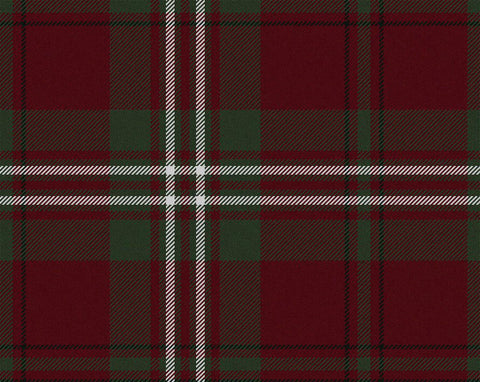 Scott Red Muted Hostess Kilt | Scottish Shop