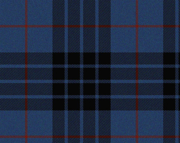 MacKay Blue Ancient Tartan 11oz Cloth | Scottish Shop