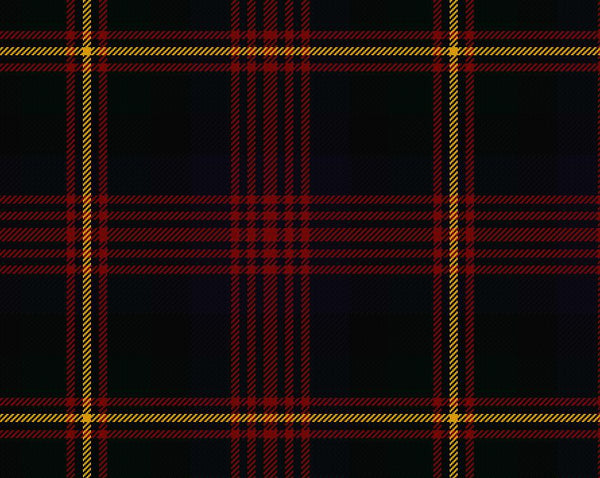 MacLennan Modern Tartan 11oz Cloth | Scottish Shop