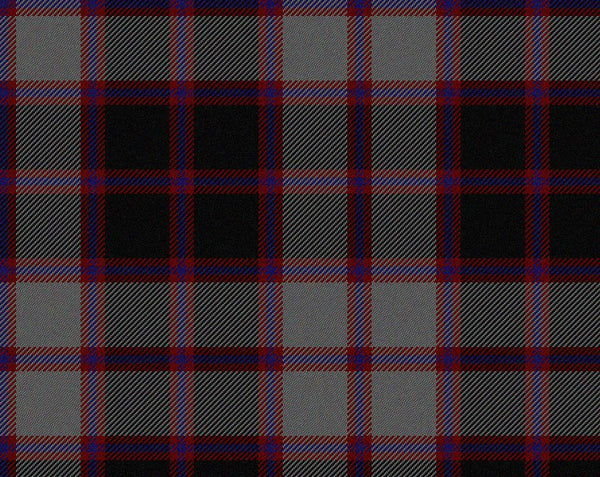 MacPherson Hunting Modern Tartan 11oz Cloth | Scottish Shop