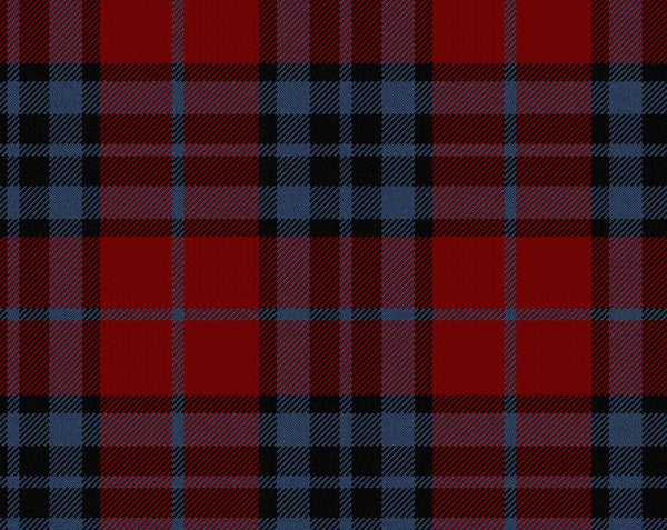 MacTavish Modern Tartan 11oz Cloth | Scottish Shop